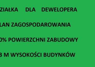 działka na sprzedaż - Szczecin, Warszewo